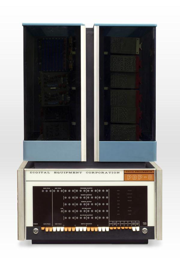 dec u2019s blockbuster  the pdp-8