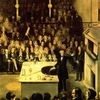 Faraday was a popular public lecturer committed to public science education
