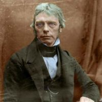 Faraday appeared in many early daguerreotype photographs