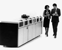 IBM 3340 direct access storage facility (1973)