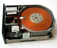 Seagate ST-506 5MB HDD Interior