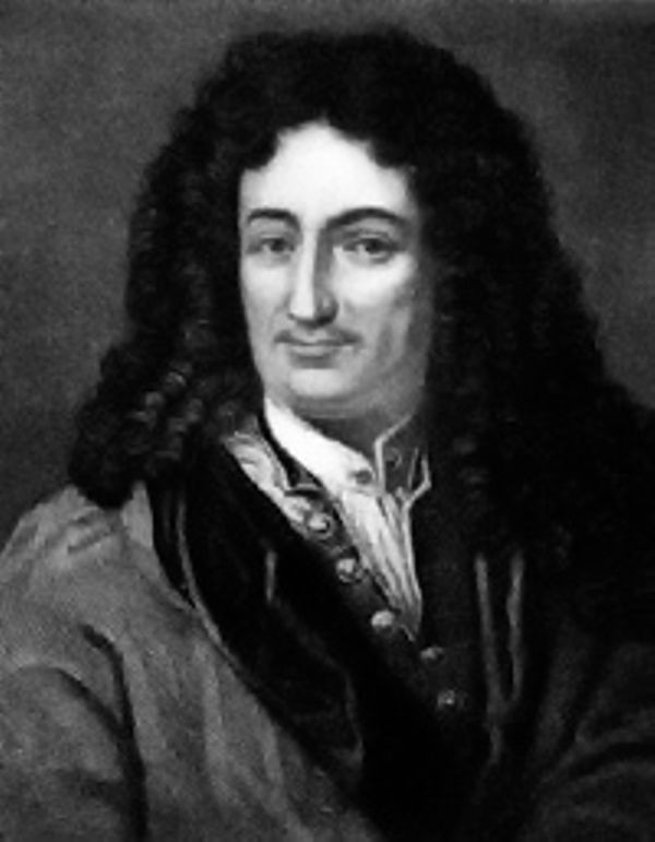 Gottfried Wilhelm von Leibniz Born
