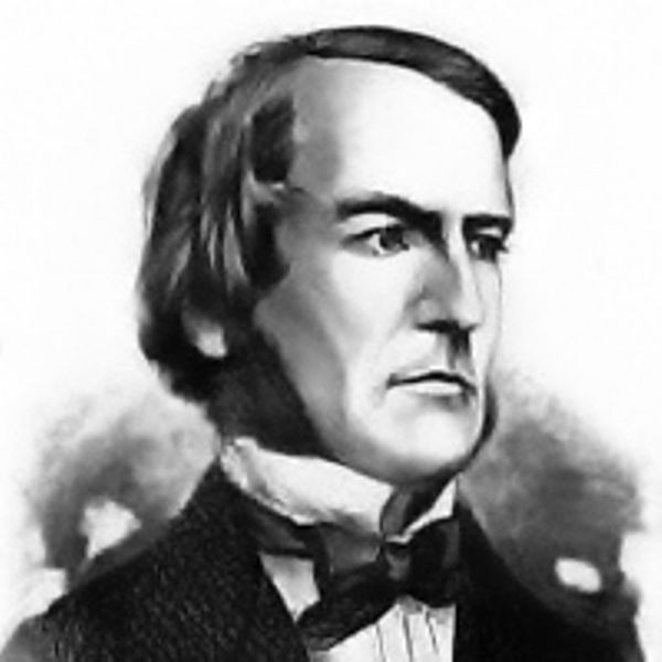 George Boole. His method of formal logic - defining statements as true or false - has been used extensively in computer programming and hardware design since the late 1940s