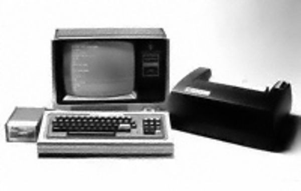 Radio Shack Announces TRS-80 Computer