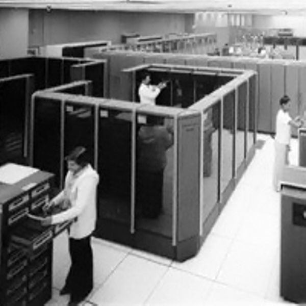 CDC Announces 7600 Supercomputer