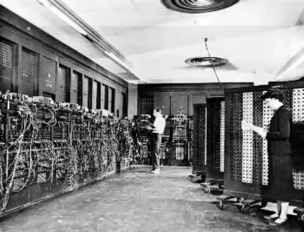 US Army and University of Pennsylvania Sign Contract to Develop ENIAC