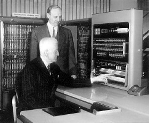 Computer Pioneer Cuthbert Hurd Born
