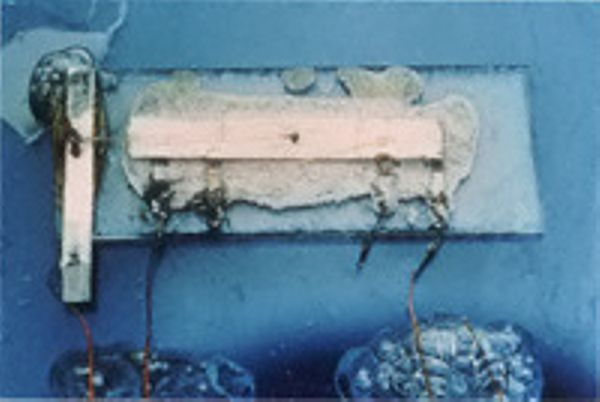 Kilby's Integrated Circuit (Source: Texas Instruments' Image Library)