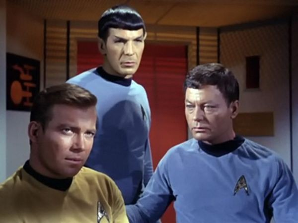 The First Episode of Star Trek Airs