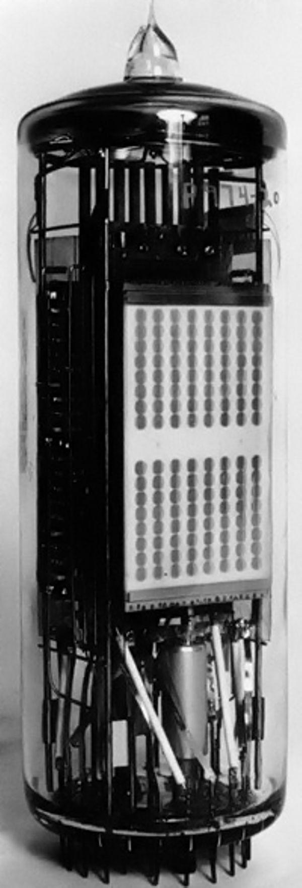 RCA Selectron memory tube