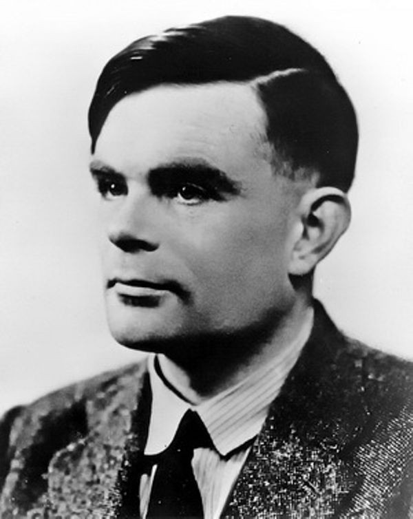 Alan Turing Defines the Universal Machine.