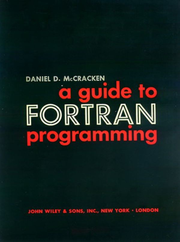 First FORTRAN Program Runs