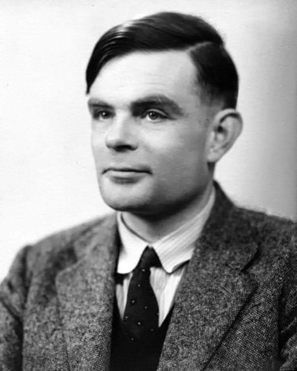 Computer Pioneer Alan Turing Born