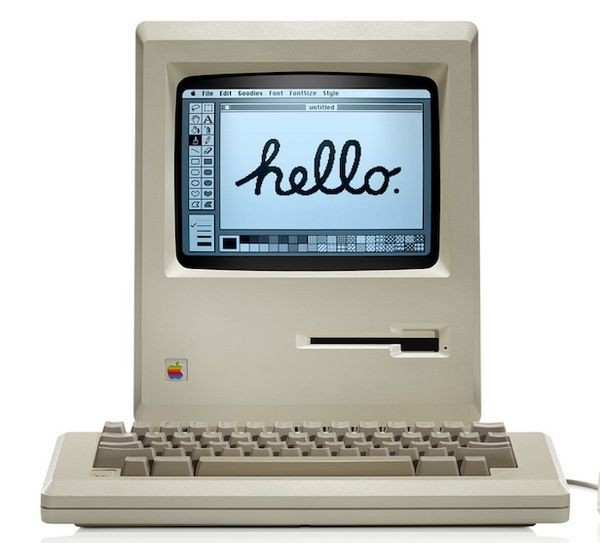 Apple Macintosh is released.