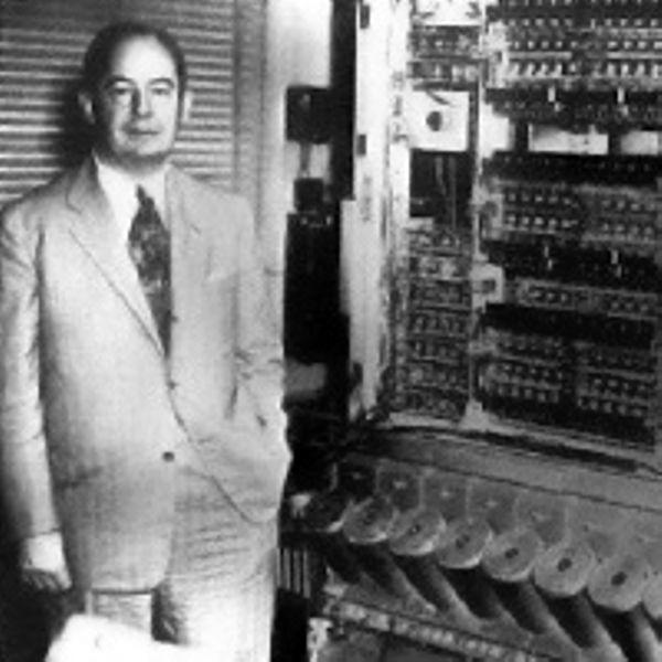John von Neumann Born