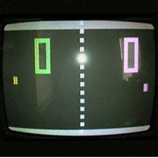 Atari Announces Pong Game