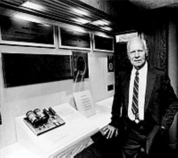 Computer Pioneer George Stibitz Born