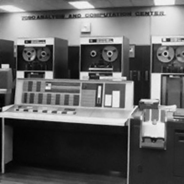 IBM 7090 Analysis and Computation Center