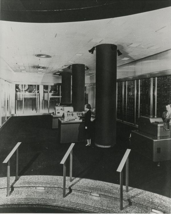 Thomas J. Watson, Sr. Aims IBM to Create the SSEC.