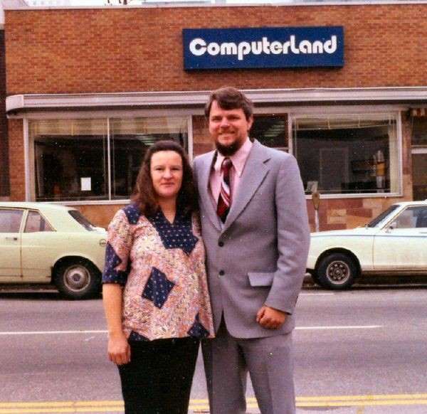 First ComputerLand Franchise Store Opens