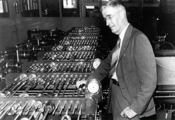 Vannevar Bush Dies