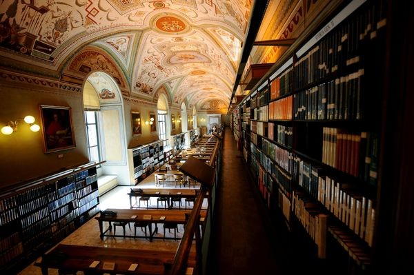 Vatican Library to Be on the Web