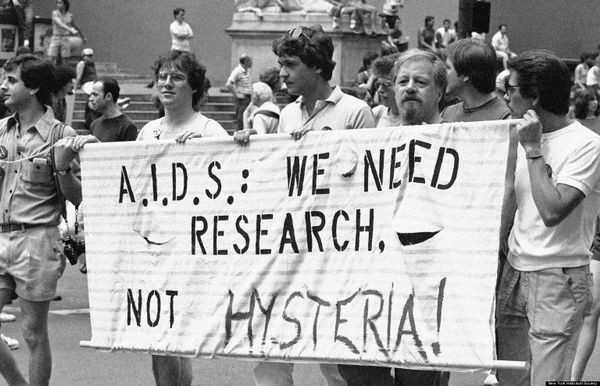 Computers Enter the AIDS Research Arena