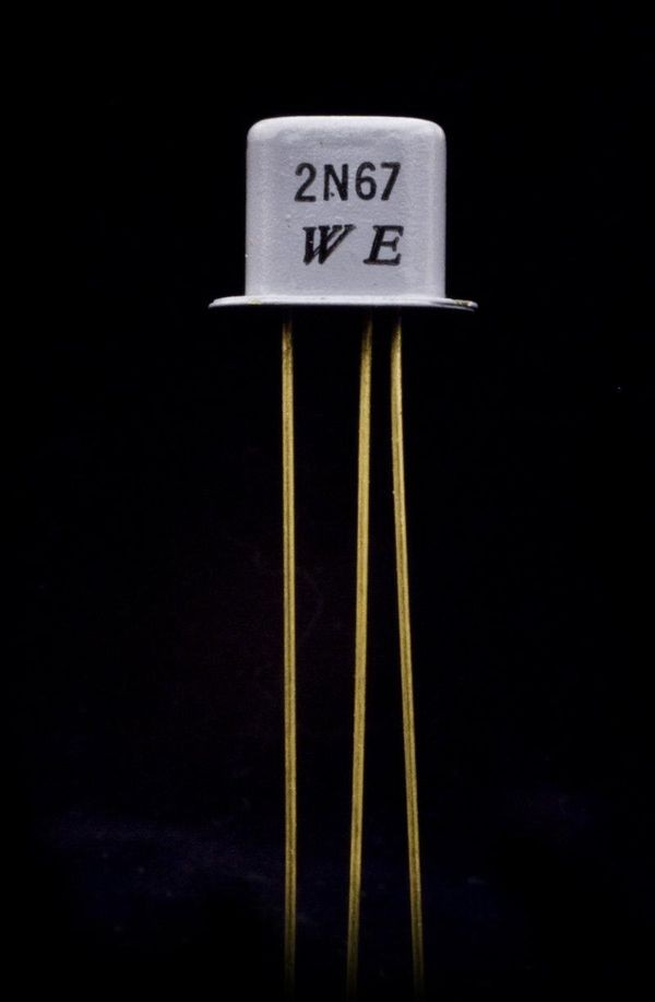 Texas Instruments Introduces New Transistor