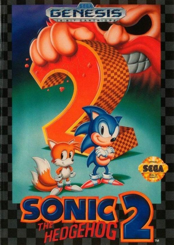 Sonic The Hedgehog 2 Is Released