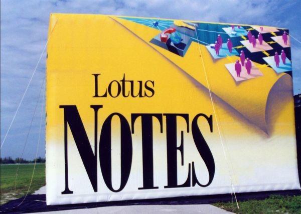 Lotus Development Goes Public