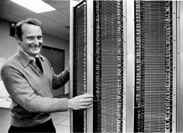 october 5  supercomputer pioneer cray dies in auto