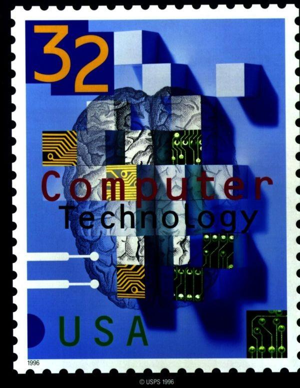 Special US Stamp Commemorates ENIAC