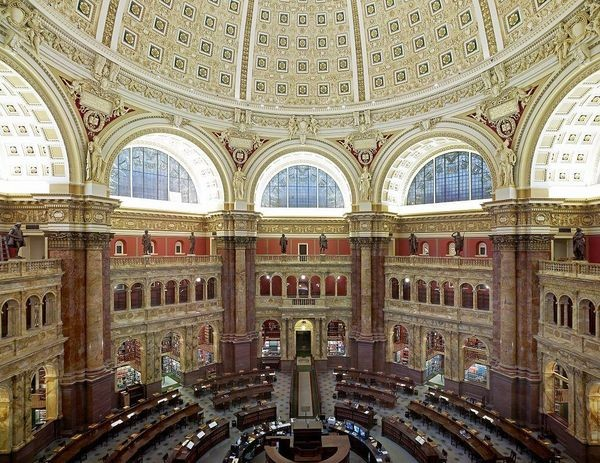"""US Library of Congress Starts """"Virtual Library"""" Project"""