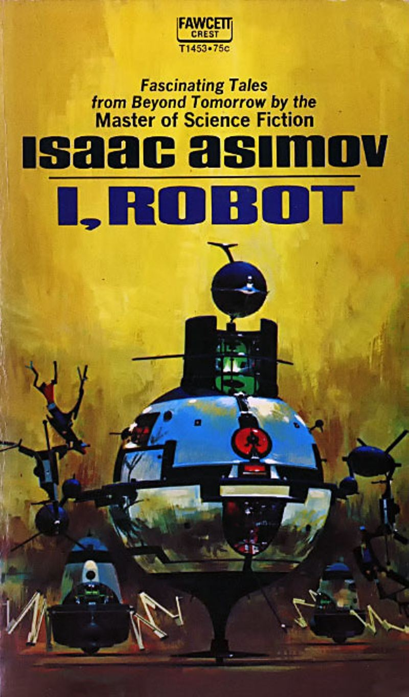 "<h2 class=""title"">Isaac Asimov's <em>I, Robot</em></h2>"