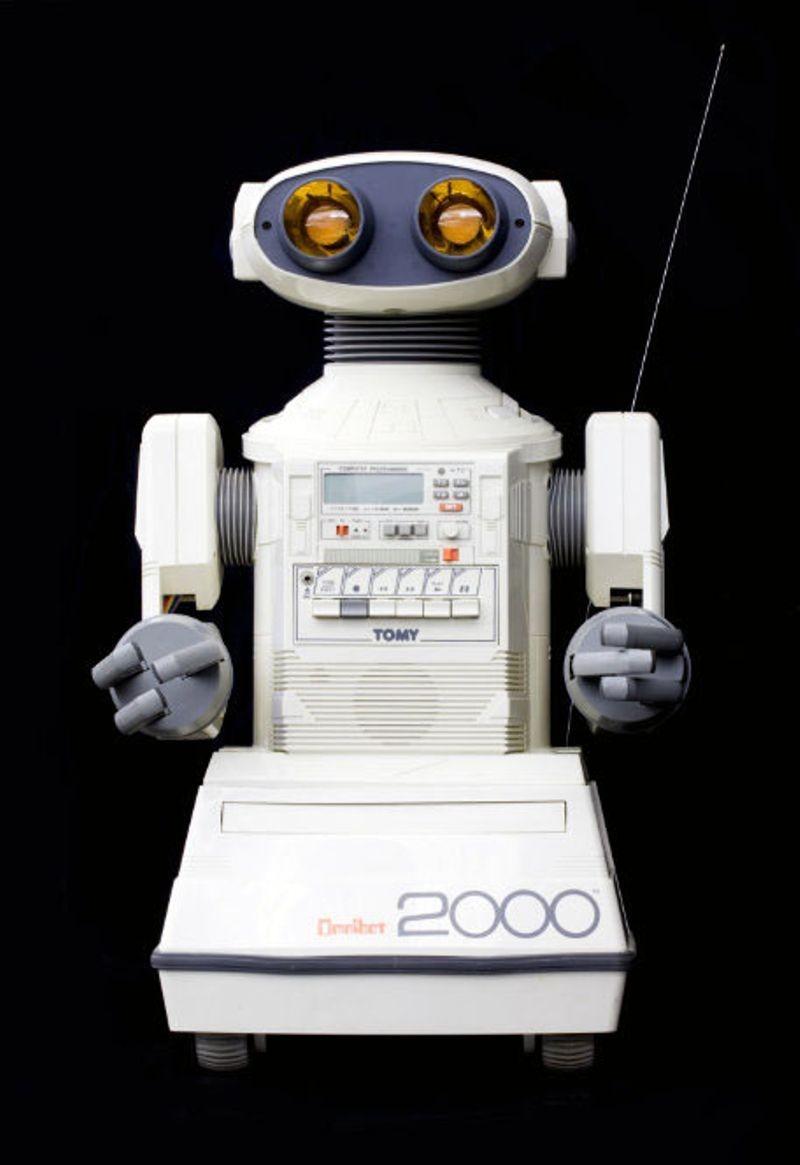 AI & Robotics   Timeline of Computer History   Computer