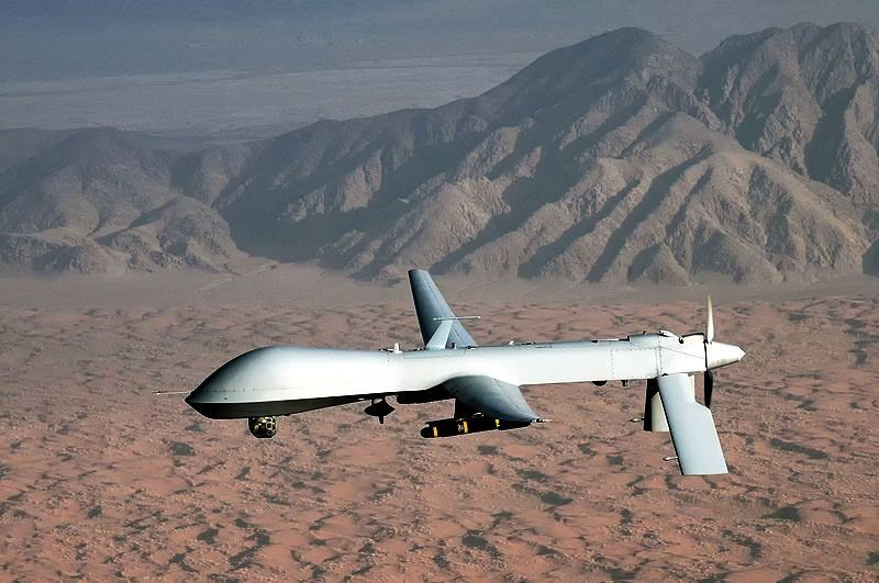 """<h2 class=""""title"""">The MQ-1 Predator drone called to duty</h2>"""