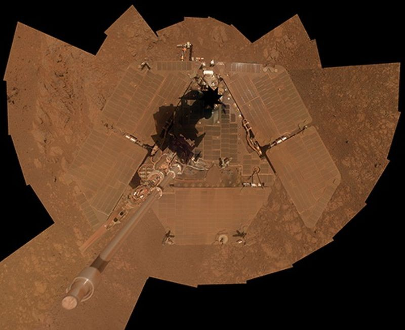 """<h2 class=""""title"""">Opportunity and Spirit Mars Rovers land on Mars</h2>"""