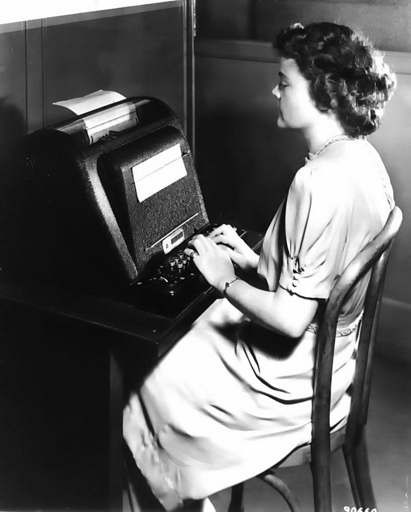 Operadora en Calculadora de números complejos (CNC)