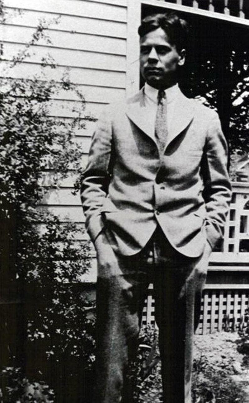 George Stibitz circa 1940