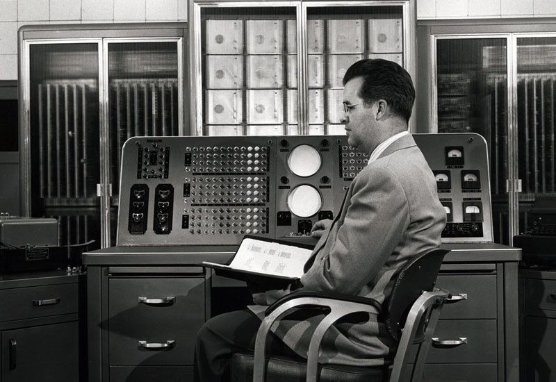 1950 | Timeline of Computer History | Computer History Museum