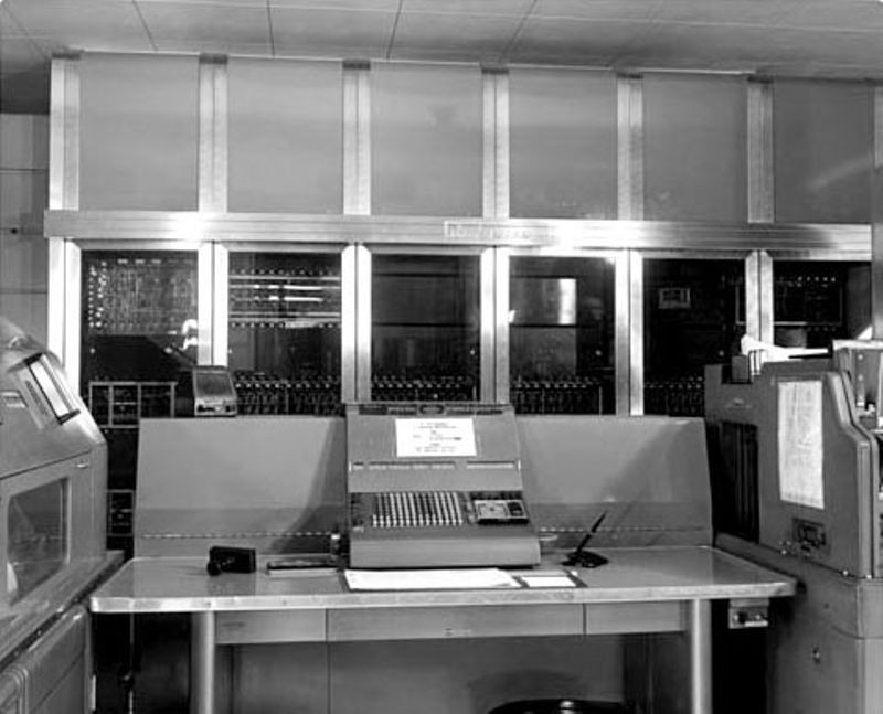"<h2 class=""title"">RAND Corporation completes Johnniac computer</h2>"