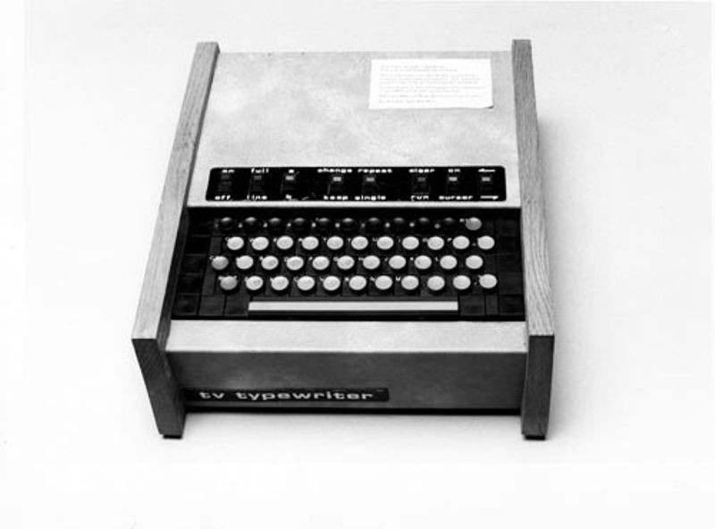 "<h2 class=""title"">The TV Typewriter plans are published</h2>"