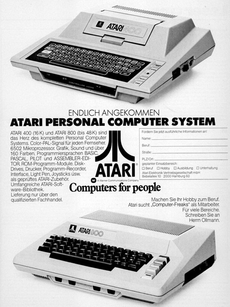 """<h2 class=""""title"""">Atari introduces its Model 400 and 800 computers</h2>"""