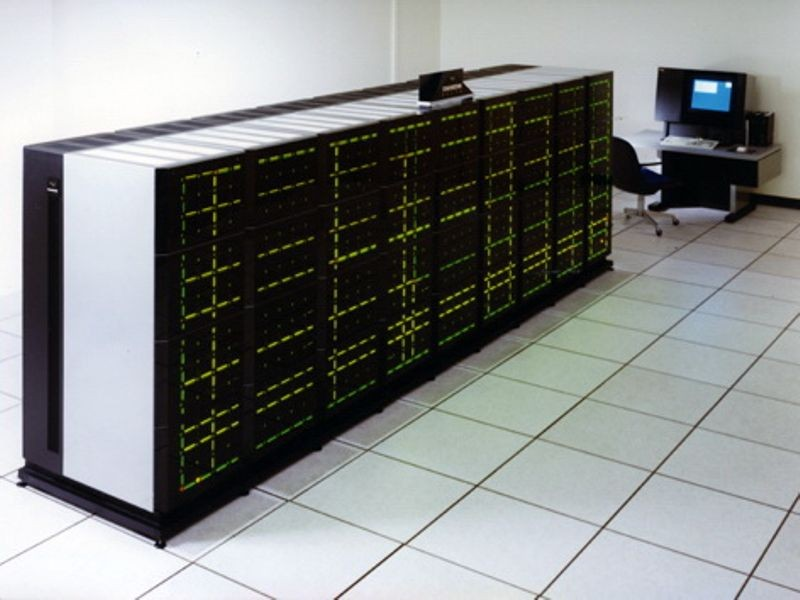 """<h2 class=""""title"""">Intel's Touchstone Delta supercomputer system comes online</h2>"""