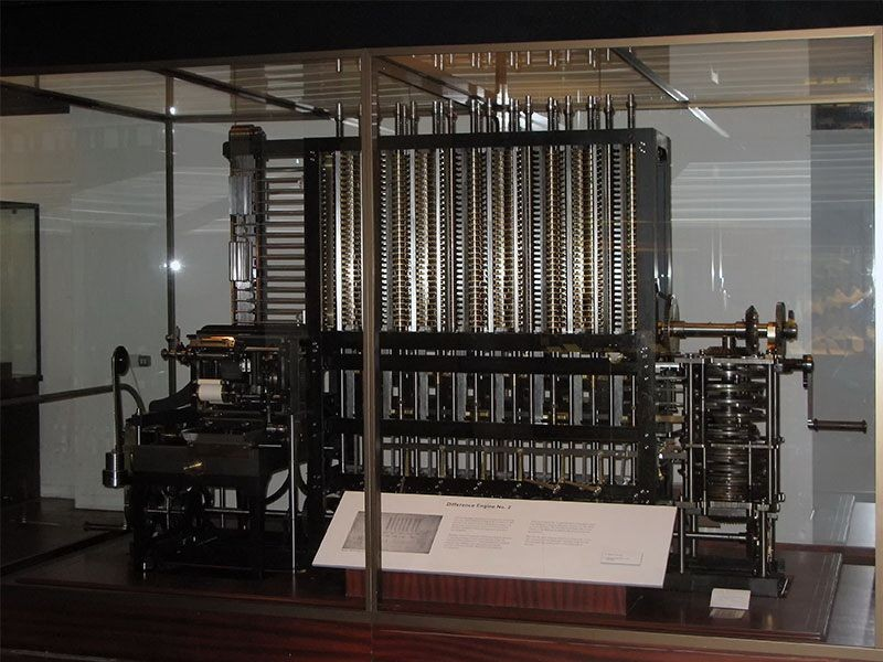 """<h2 class=""""title"""">Babbage's Difference Engine #2 is completed</h2>"""