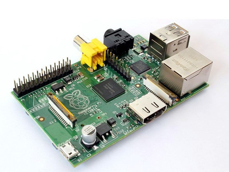 """<h2 class=""""title"""">Raspberry Pi, a credit-card-size single board computer, is released as a tool to promote science education</h2>"""