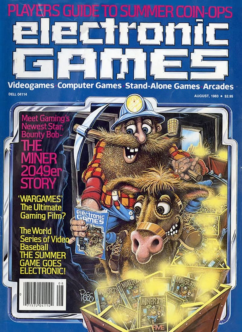 "<h2 class=""title"">Arnie Katz, Joyce Worley-Katz, and Bill Kunkle form first video game magazine, <em>Electronic Games</em></h2>"