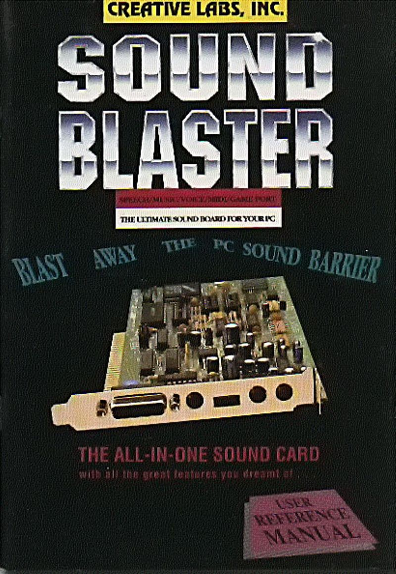 "<h2 class=""title"">Creative Arts releases the first SoundBlaster</h2>"
