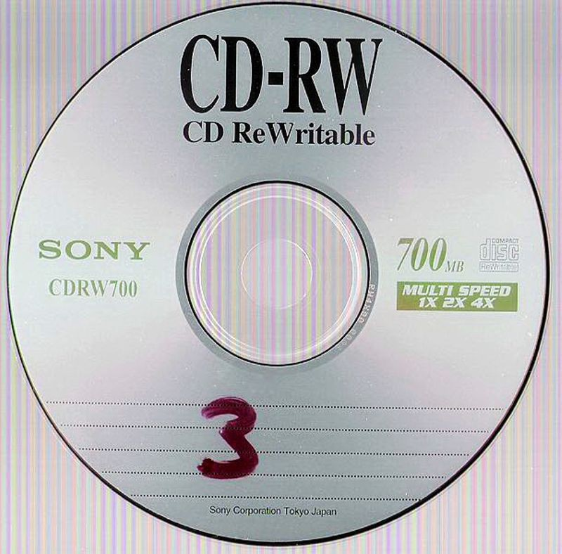 Compact Disc-ReWritable (CD-RW)  sc 1 st  Computer History Museum : dvd storage devices  - Aquiesqueretaro.Com