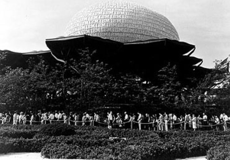"<h2 class=""title"">IBM Pavilion at New York World's Fair</h2>"
